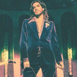 Adam Lambert New Eyes