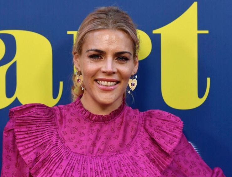 "Busy Philipps LA Special Screening Of Annapurna Pictures' ""Booksmart"" - Arrivals"