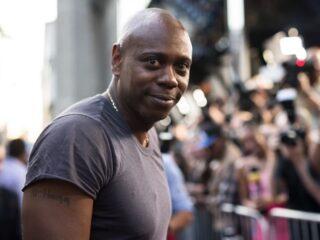 """Dave Chappelle Premiere Of Focus Features' """"BlacKkKlansman"""" - Arrivals"""