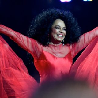 Diana Ross 61st Annual GRAMMY Awards - Inside