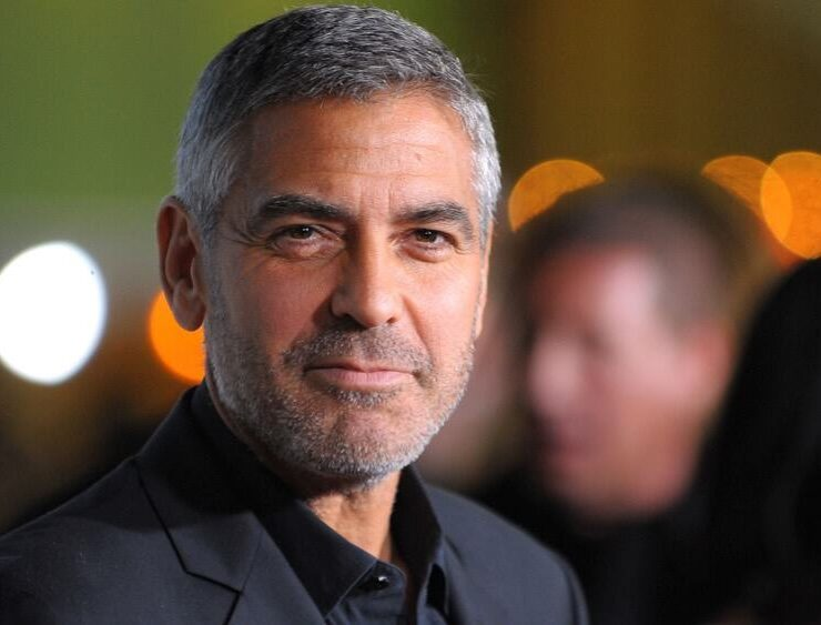 "George Clooney Premiere Of Paramount Pictures' ""Up In The Air"" - Arrivals"
