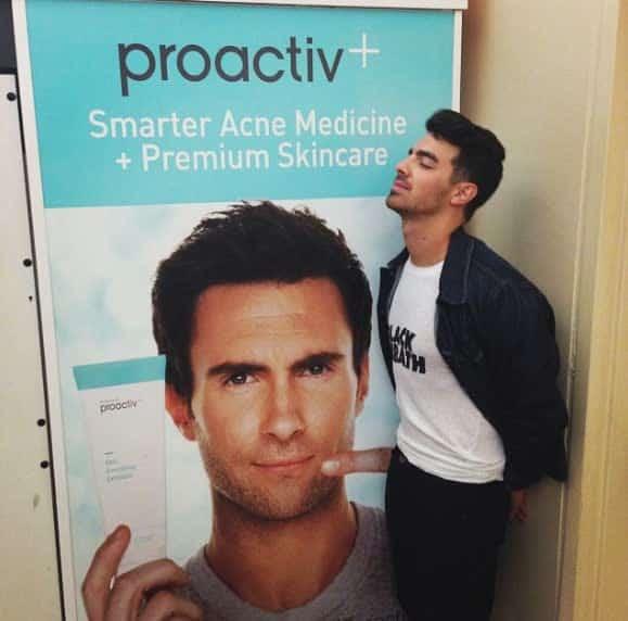 Adam Levine Proactiv Ad