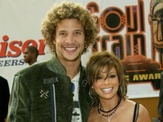 Justin Guarini 17th Annual Soul Train Music Awards
