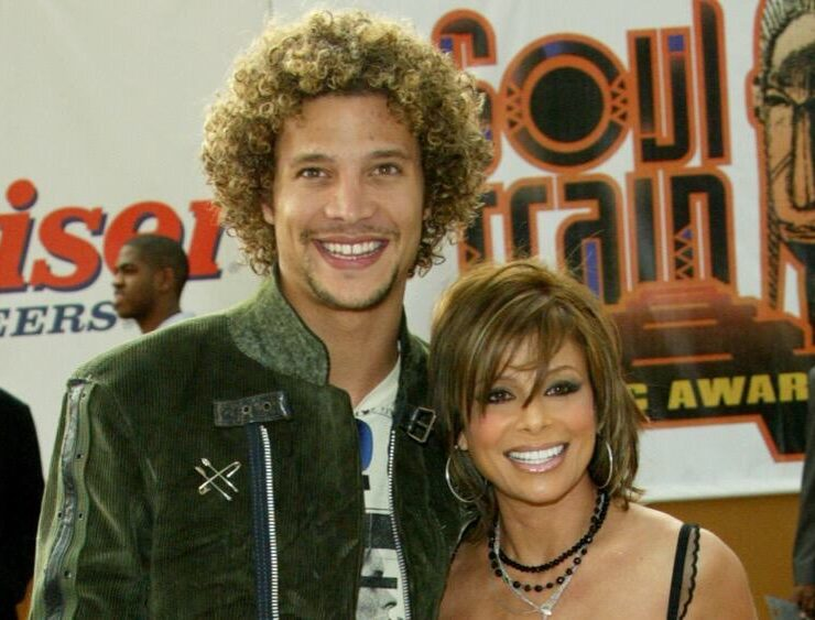 Justin Guarini 17th Annual Soul Train Music Awards