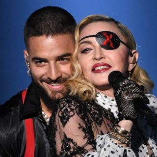 Maluma and Madonna 2019 Billboard Music Awards - Show
