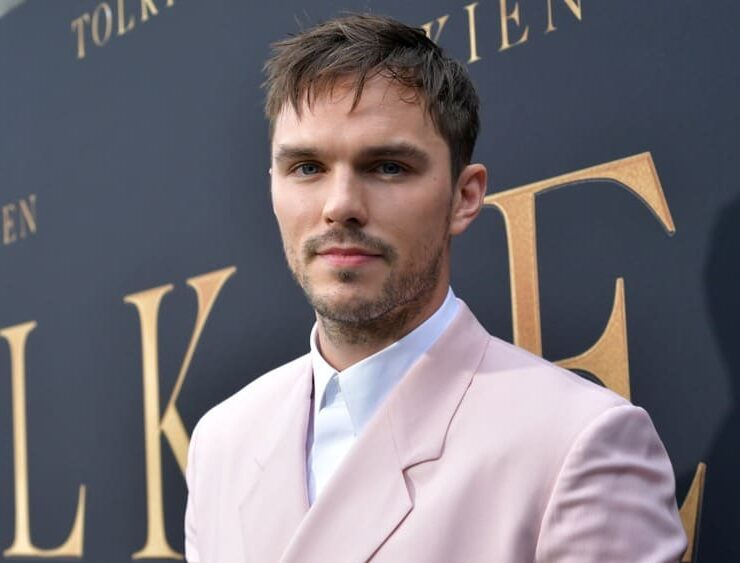 "Nicholas Hoult LA Special Screening Of Fox Searchlight Pictures' ""Tolkien"" - Red Carpet"