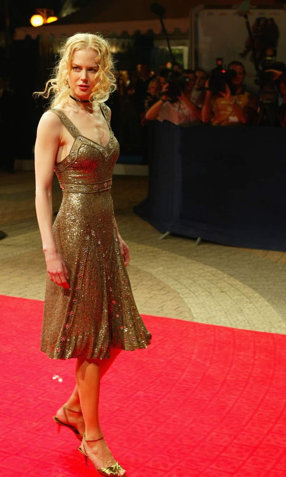 """Nicole Kidman 30th Deauville American Film Festival: """"Birth"""" Premiere"""