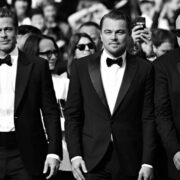 Once Upon a Time in Hollywood Cannes Premiere Pics