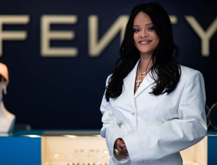 Rihanna Fenty Paris Pop Up