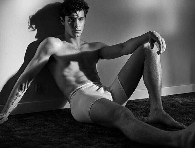 Shawn Mendes's New Calvin Klein Ads