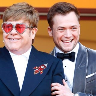 """Rocketman"" Red Carpet - The 72nd Annual Cannes Film Festival"