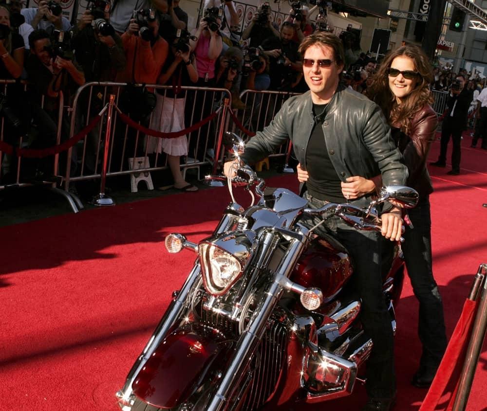 """""""War of the Worlds"""" Los Angeles Fan Screening - Arrivals"""