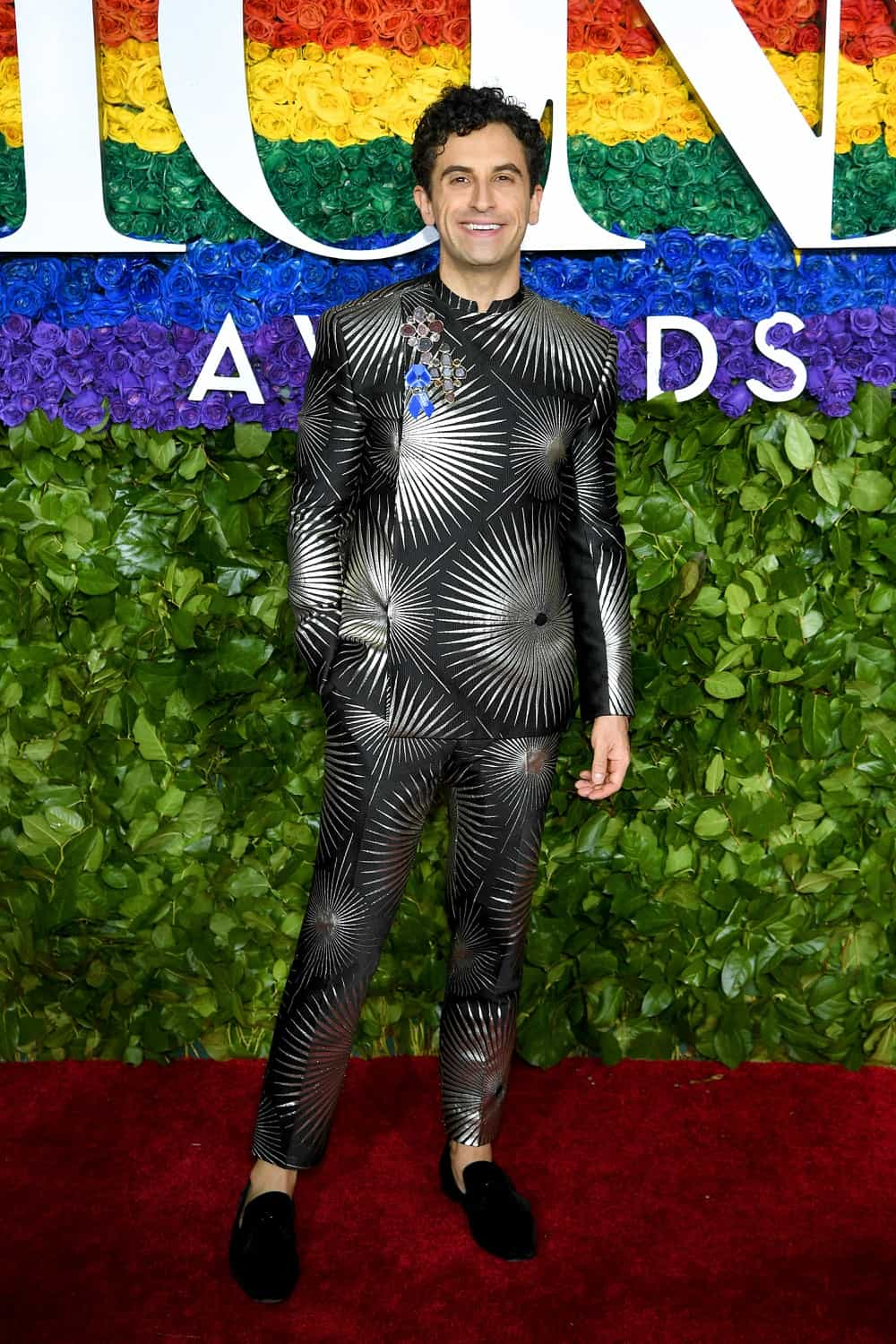 73rd Annual Tony Awards - Red Carpet