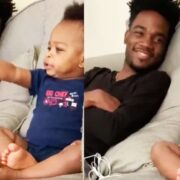 Father and Toddler Have Adorable Conversation