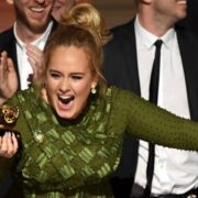 Adele 59th GRAMMY Awards - Show