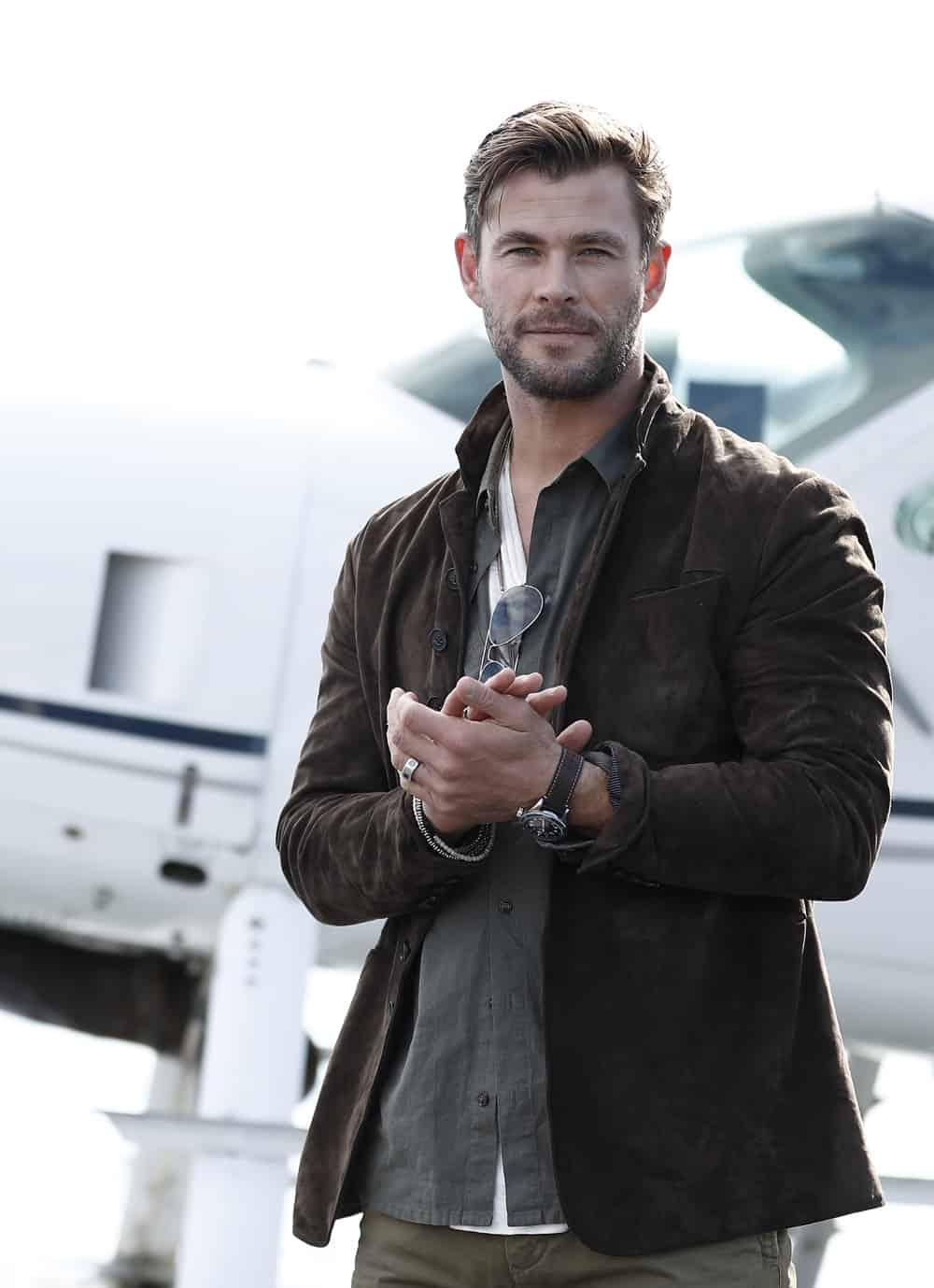 Chris Hemsworth Launches TAG Heuer Autavia Collection
