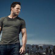 Chris Pratt Men's Health UK