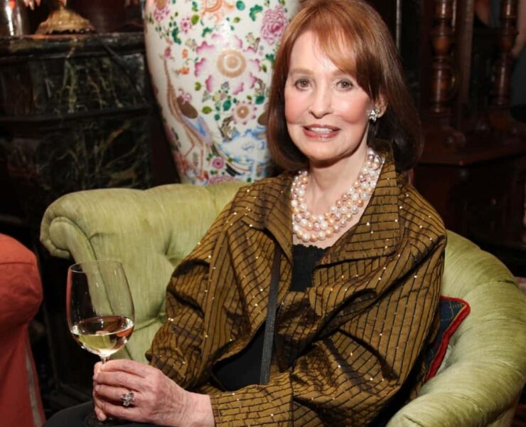 The National Arts Club's Literary Committee Honors Joyce Carol Oates