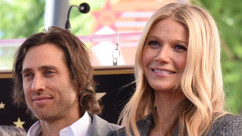 Gwyneth Paltrow and Husband Brad Falchuk