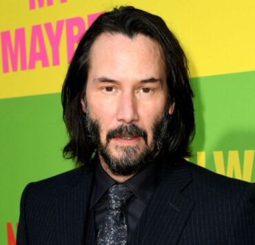 "Keanu Reeves at the Premiere Of Netflix's ""Always Be My Maybe"" - Red Carpet"