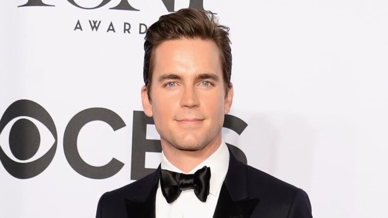 Matt Bomer 2014 Tony Awards
