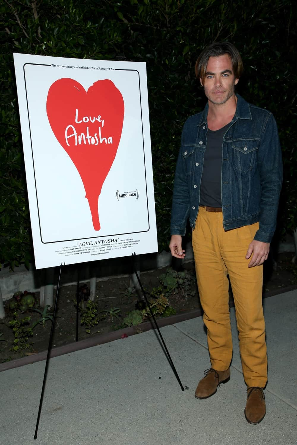 """10th Anniversary Screening Of """"Star Trek"""" At Hollywood Forever And Trailer Premiere Of """"Love, Antosha"""""""