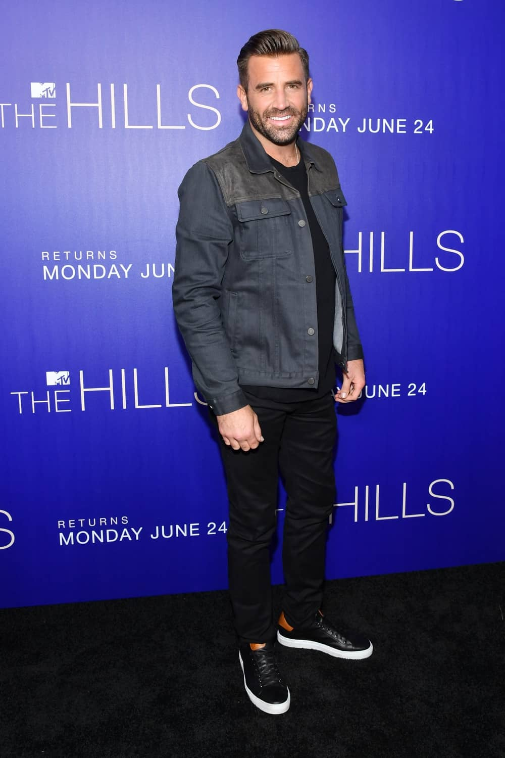 """Premiere Of MTV's """"The Hills: New Beginnings"""" - Arrivals"""
