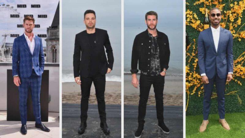 Michael Fassbender, Sebastian Stan, Liam Hemsworth, Michael B Jordan