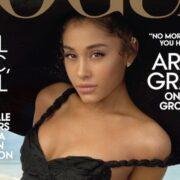 Ariana Grande covers Vogue