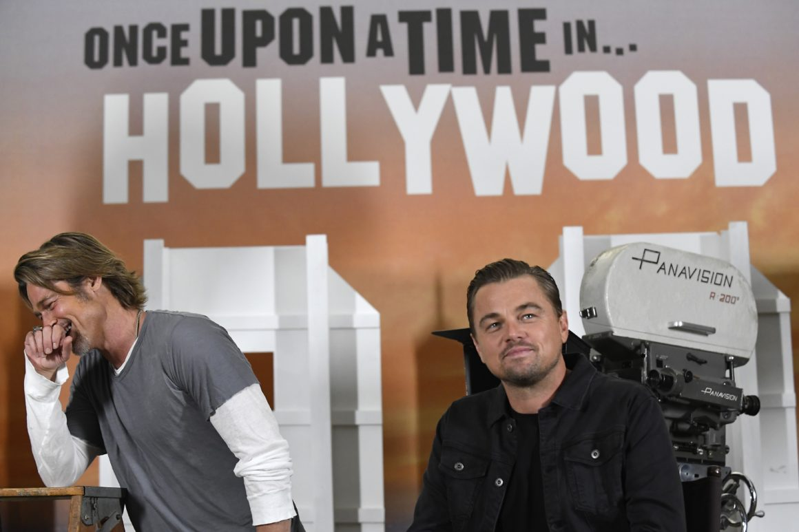 "Photo Call For Columbia Pictures' ""Once Upon A Time In Hollywood"""