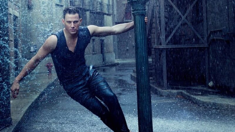 Channing Tatum covers Vanity Fair