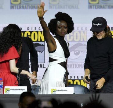 "2019 Comic-Con International - ""The Walking Dead"" Panel"