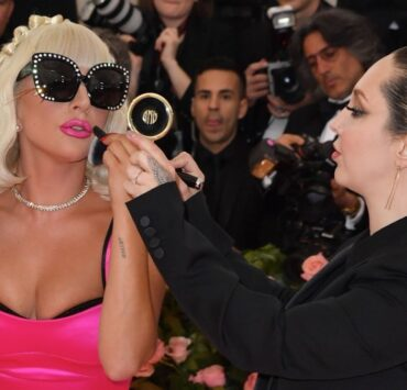 Lady Gaga at the Met Gala