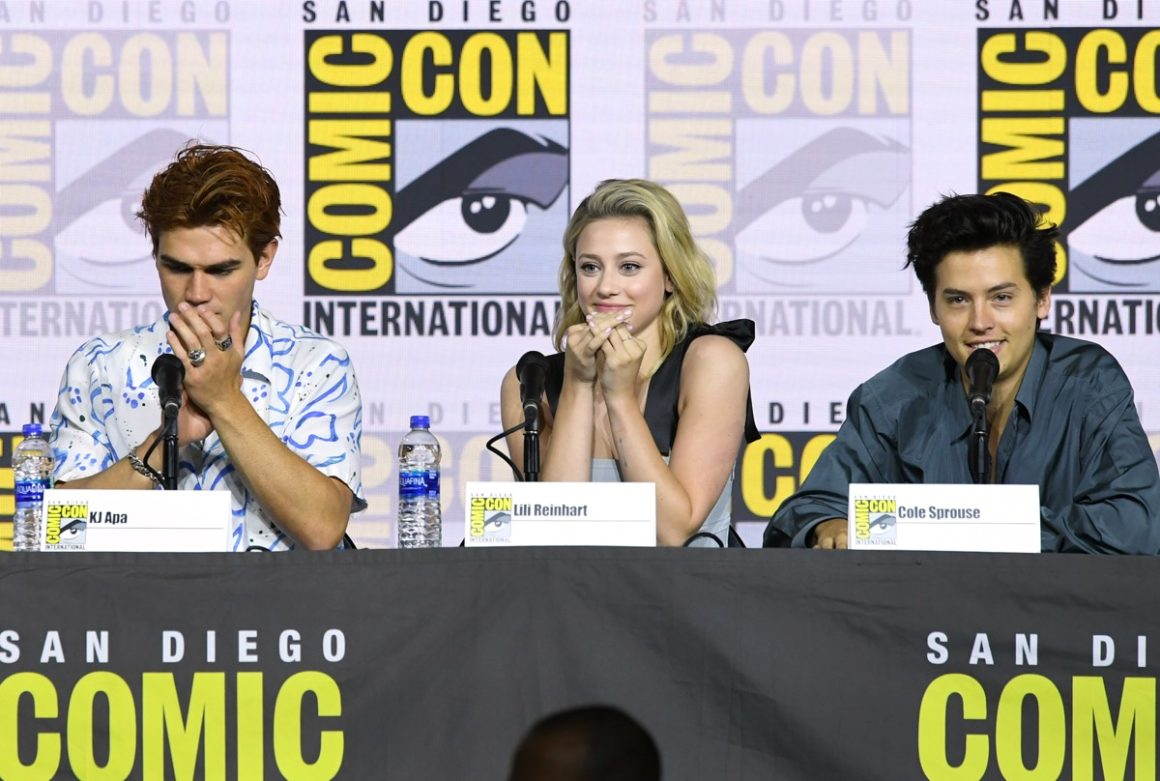 "2019 Comic-Con International - ""Riverdale"" Special Video Presentation And Q&A"