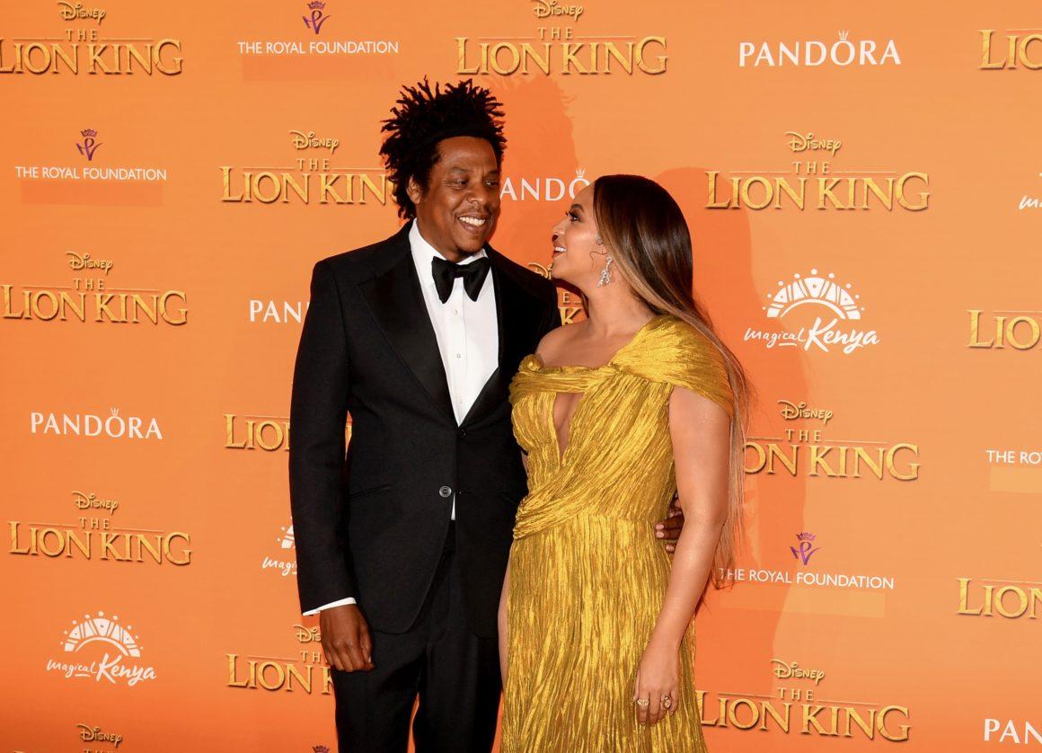 """European Premiere of Disney's """"The Lion King"""""""