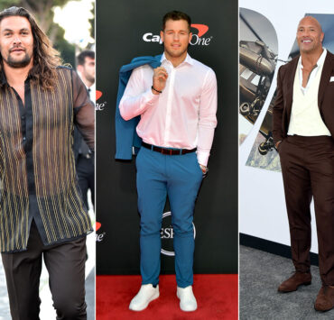 Red Carpet Men Roundup