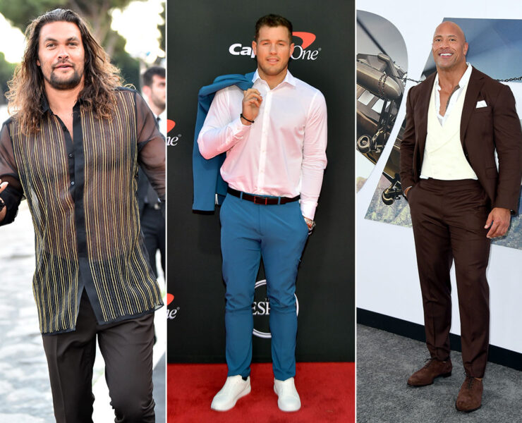 Red Carpet Men Roundup