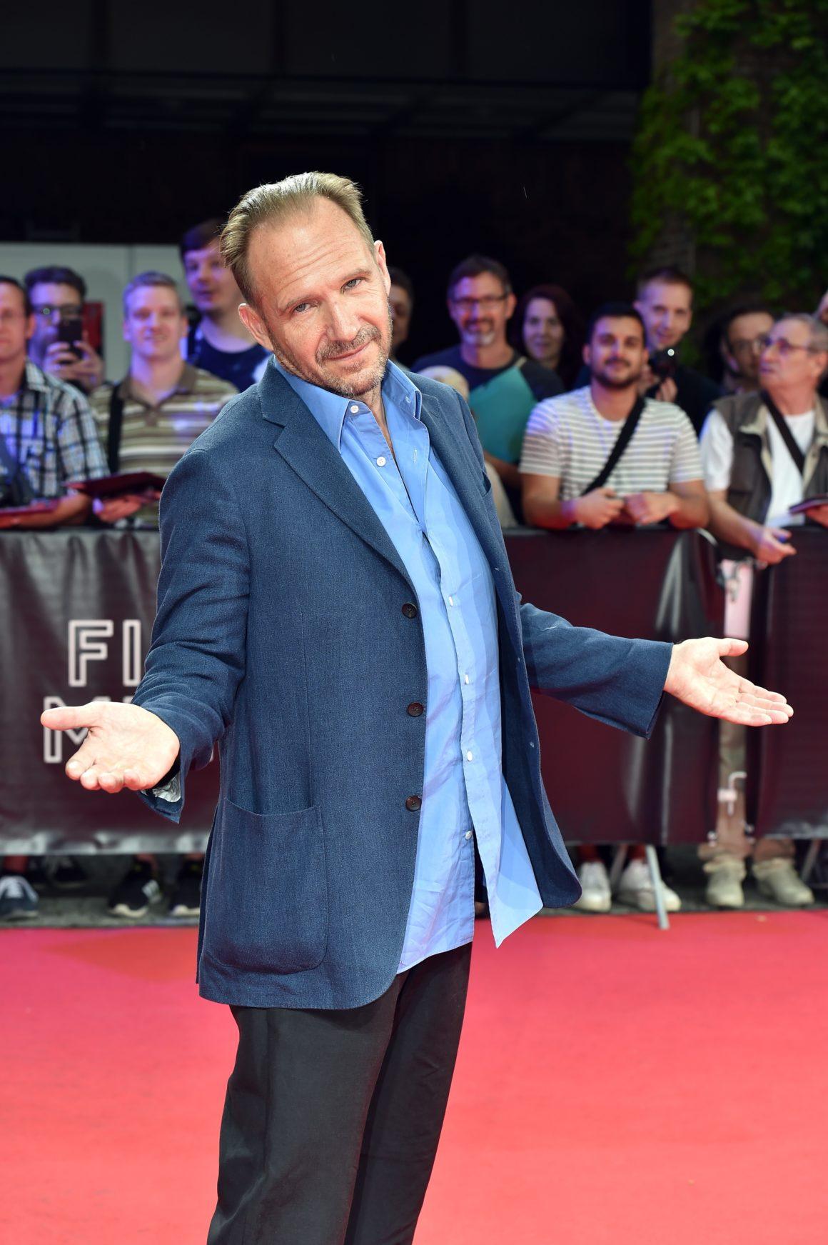CineMerit Gala Ralph Fiennes In Munich