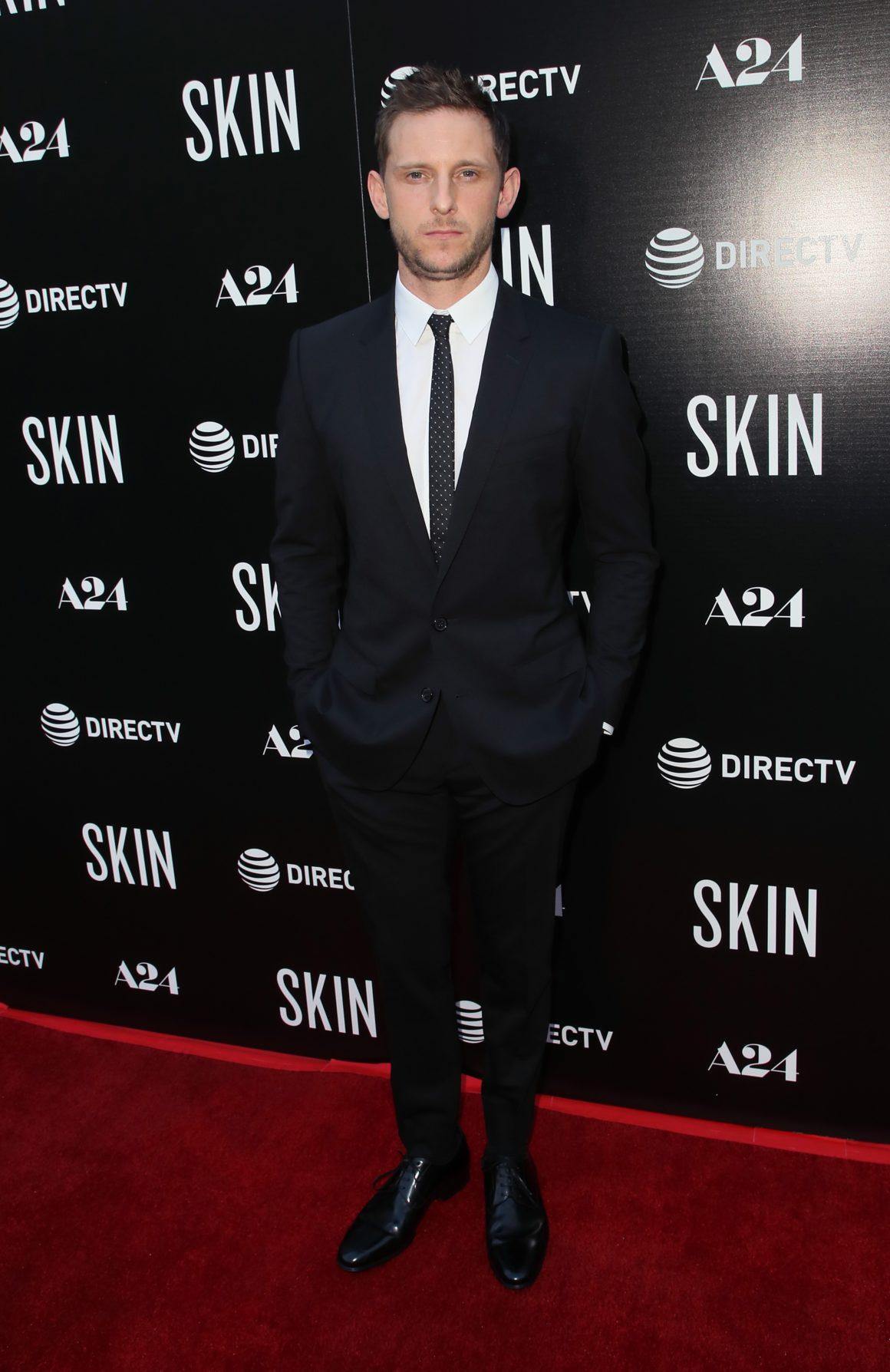 "LA Special Screening Of A24's ""Skin"" - Arrivals"