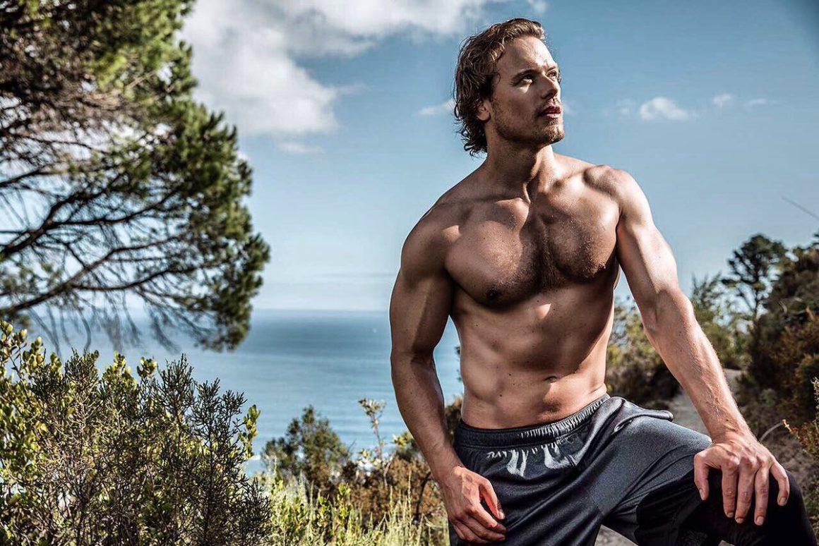 12 Hot Photos of Outlander Star Sam Heughan - Socialite Life