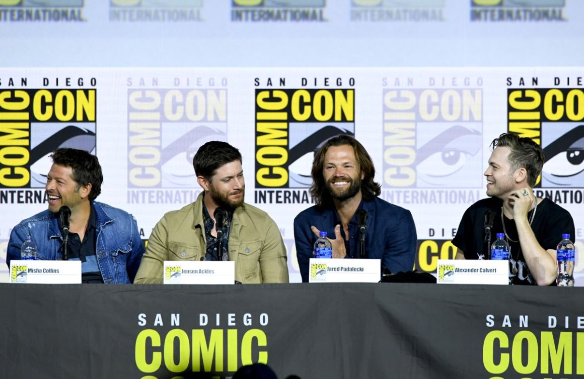 """2019 Comic-Con International - """"Supernatural"""" Special Video Presentation And Q&A"""