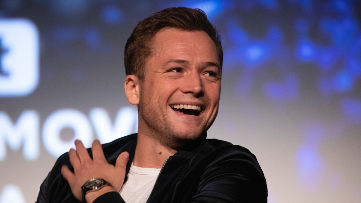 """Rocketman"" Post Screening Conversation with Taron Egerton hosted by Liam Mayclem"