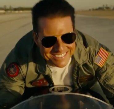 Tom Cruise Top Gun Maverick
