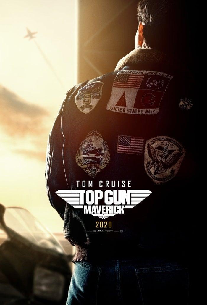 Top Gun Maverick, Cats, It Chapter Two and Brad Pitt\u0027s Ad