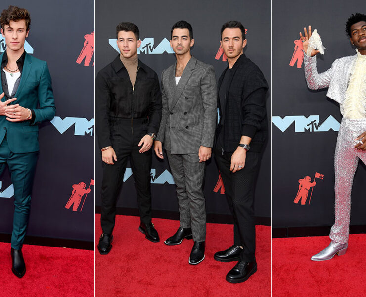 MTV VMAs 2019: The Men