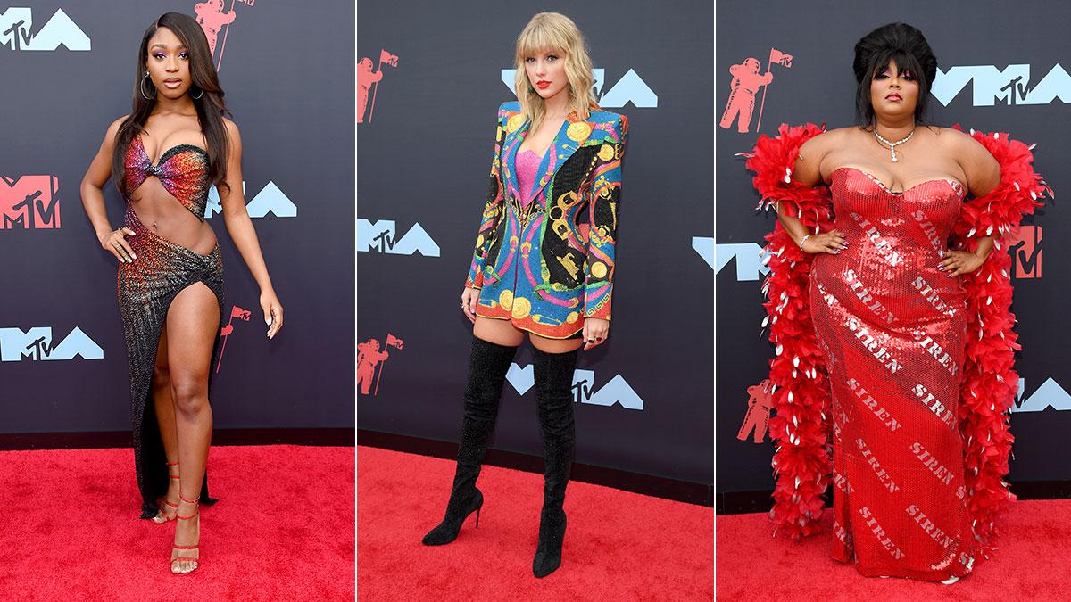 MTV VMAs 2019: The Women — Normani, Taylor Swift, Lizzo