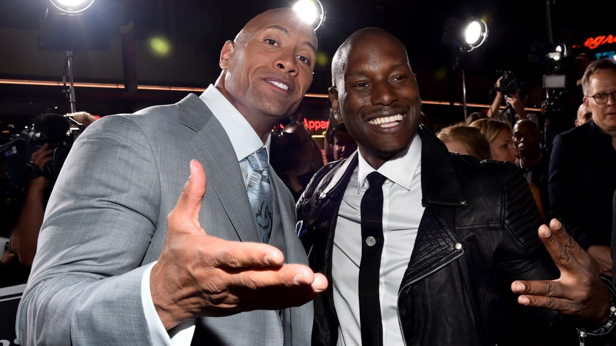 Tyrese Gibson pokes fun at Dwayne Johnson over disappointing Hobbs & Shaw debut
