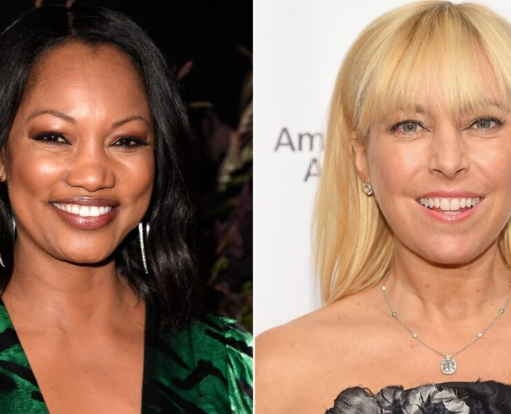 Garcelle Beauvais and Sutton Stracke