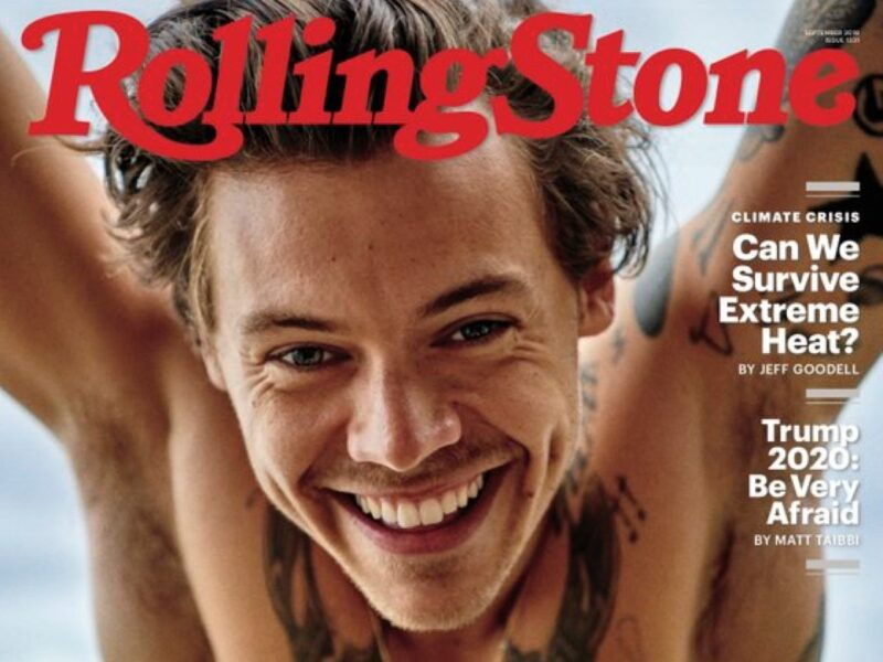 Harry Styles Rolling Stone