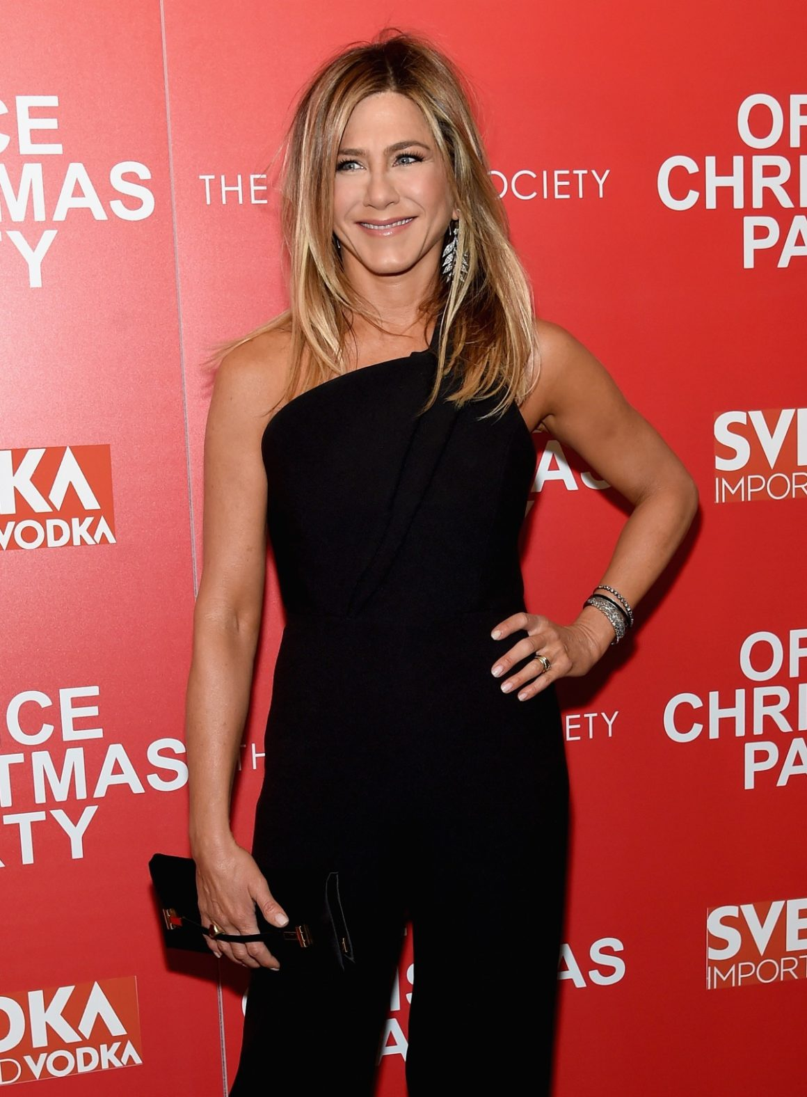 """Paramount Pictures with The Cinema Society & Svedka host a screening of """"Office Christmas Party"""""""
